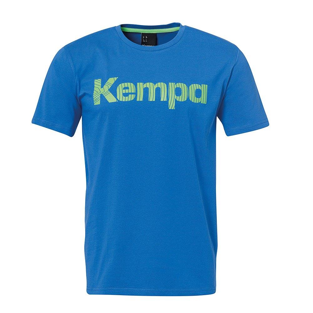 Kempa Graphic S Azure Blue