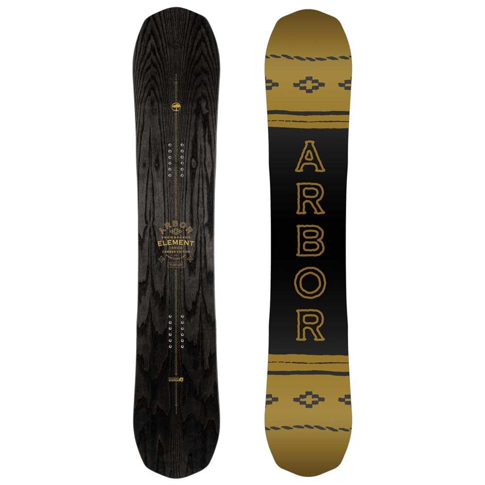Arbor Element negro Mw Multicoloured , esqui Snowboard Arbor , esqui , , Material esqui 20cd18