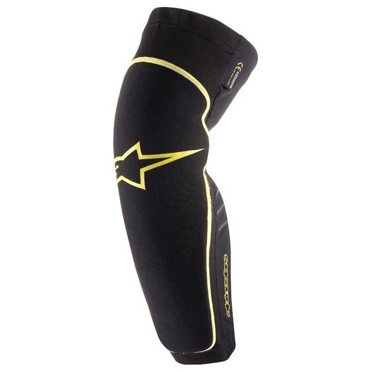 Alpinestars Paragon Knee schwarz   Acid Gelb  Körperschutz Körperschutz Körperschutz Alpinestars 8bd1bd