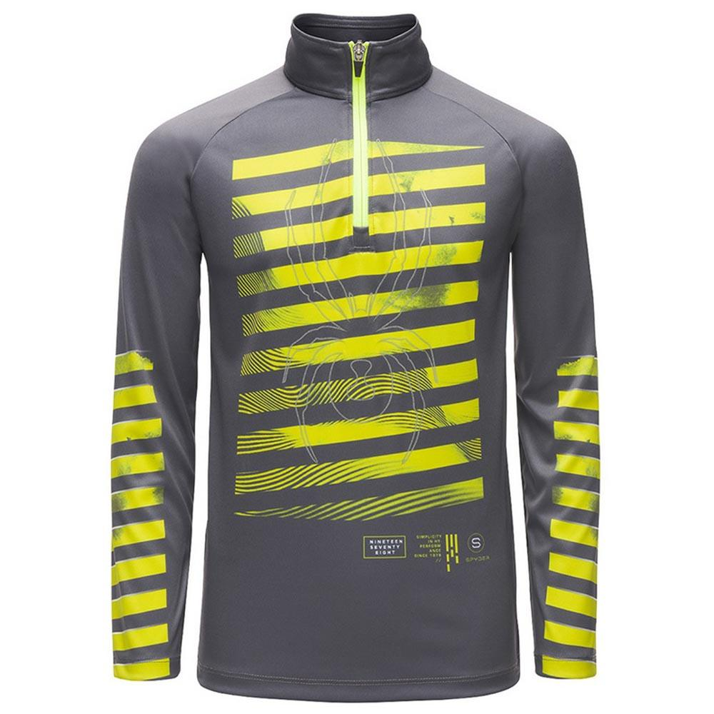 spyder-limitless-perfector-zip-t-neck-l-anthracite-yellow