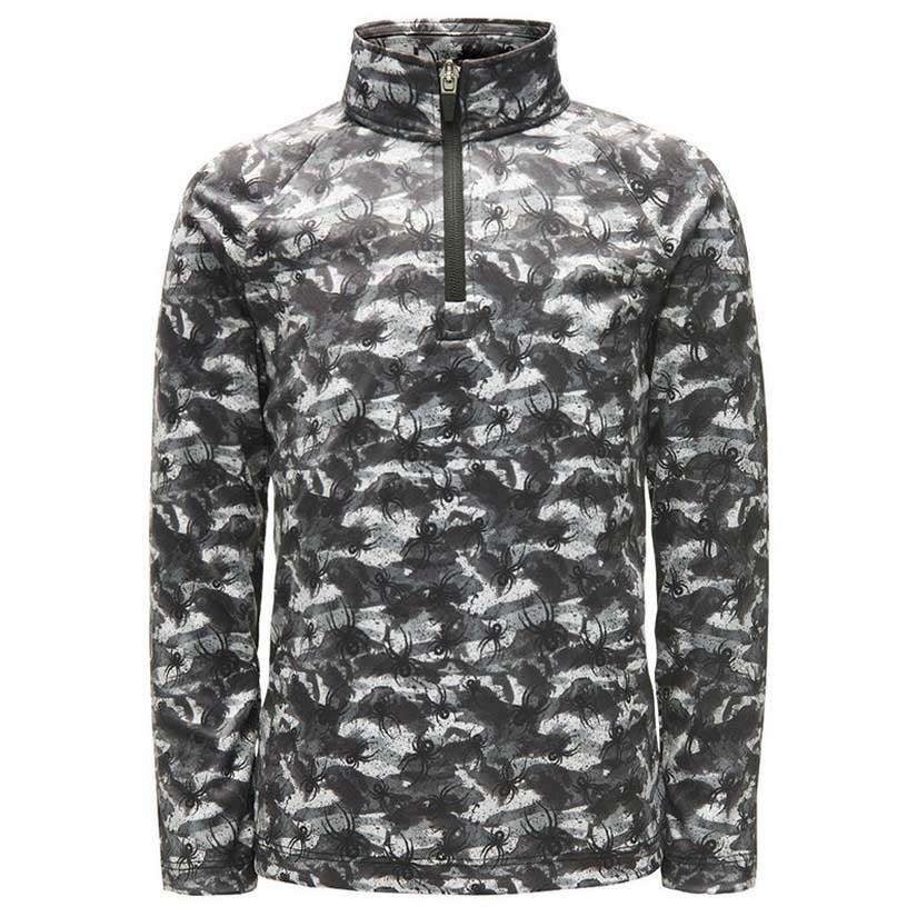 spyder-mini-limitless-bug-camo-zip-t-neck-4-black-white