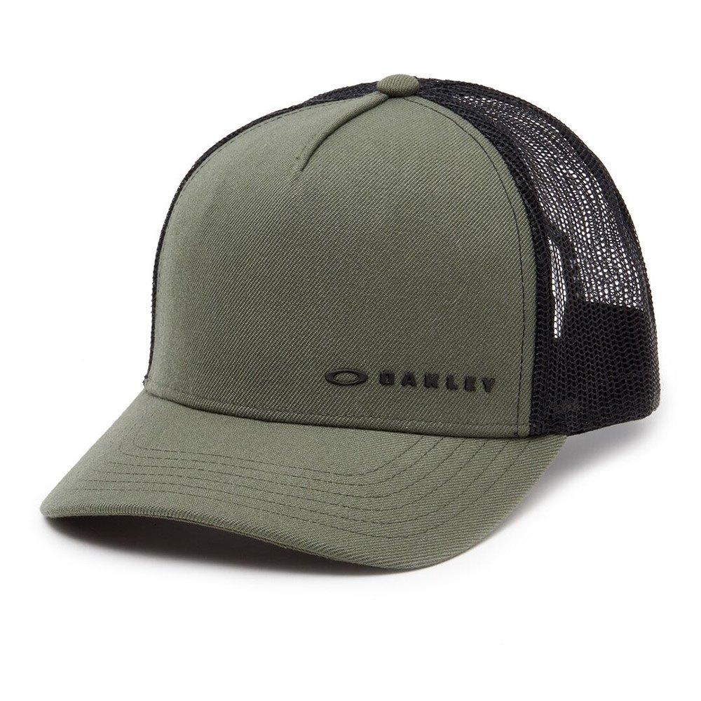 Oakley Apparel Chalten Cap One Size Dark Brush