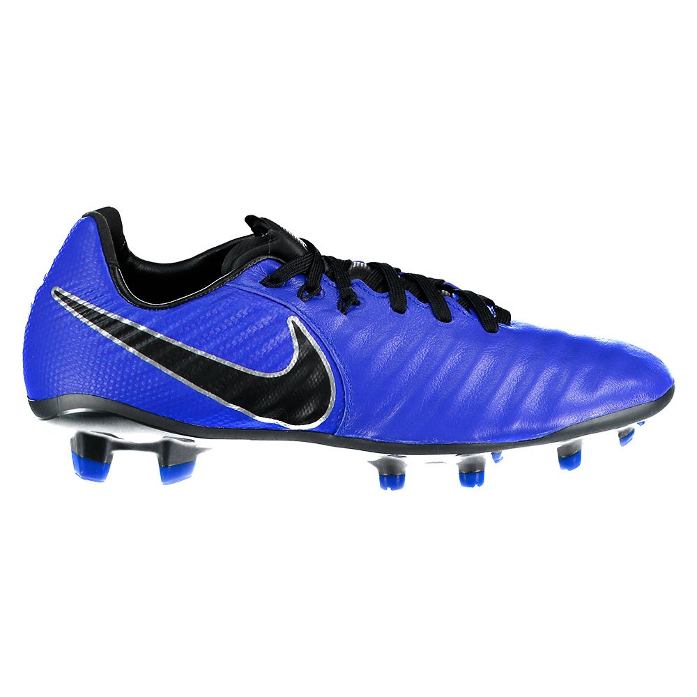 Nike Tiempo Legend Vii Elite Fg Football Boots EU 36 Racer Blue / Black / Metallic Silver