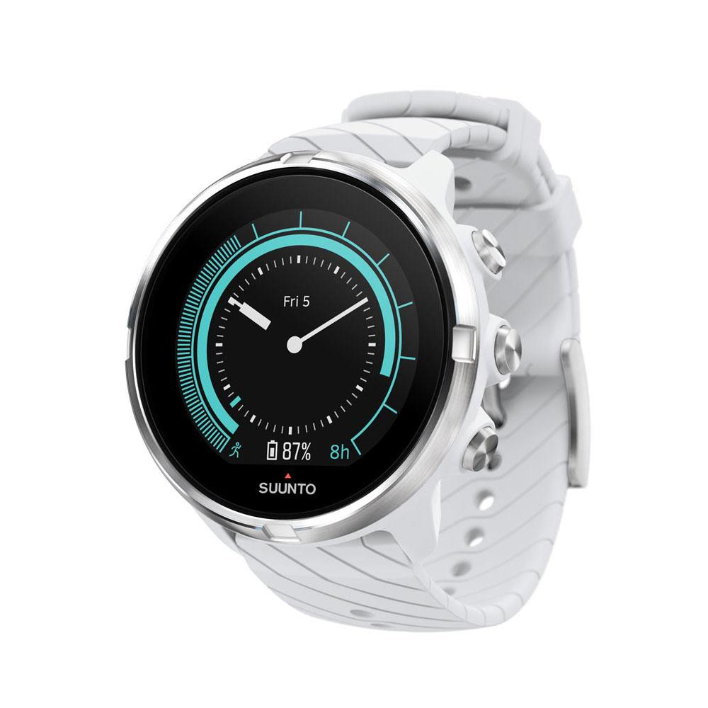 Suunto 9 G1 Watch One Size White