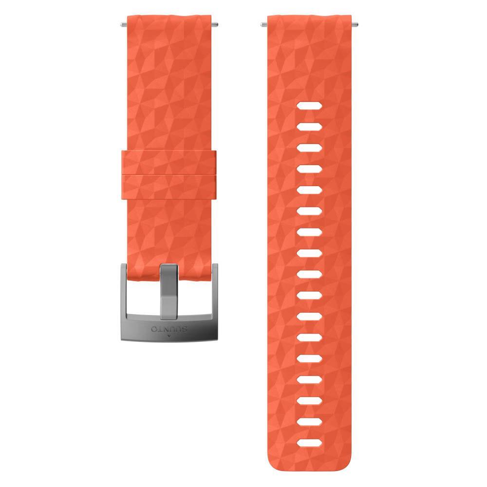 Suunto Explore 1 Silicone Strap One Size Coral / Grey