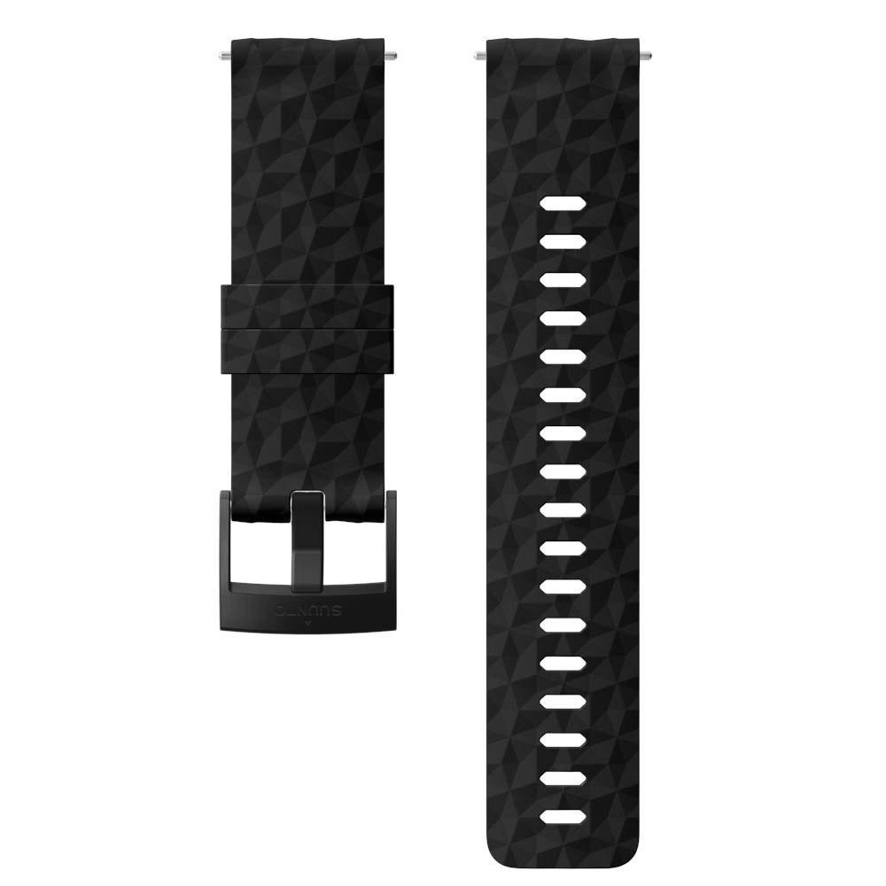 Suunto Explore 1 Silicone Strap One Size Black