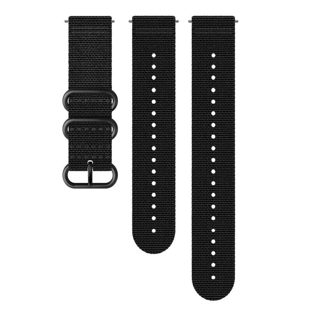 Suunto Explore 2 Textile Strap One Size Black