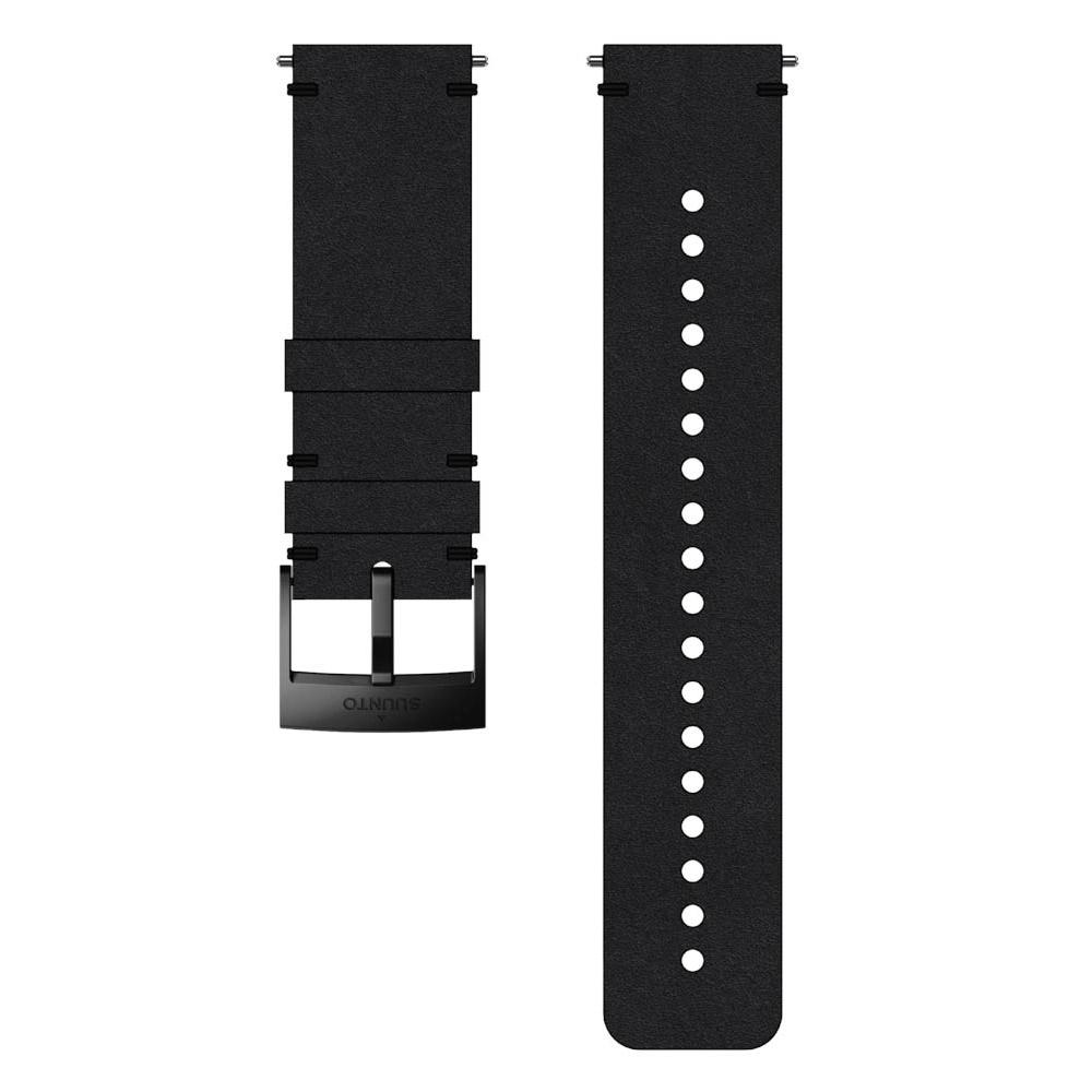 Suunto Urban 2 Leather Strap One Size Black
