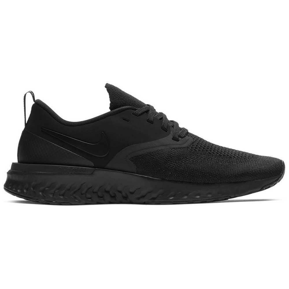 Nike Odyssey React 2 Flyknit EU 37 1/2 Black / Black / White