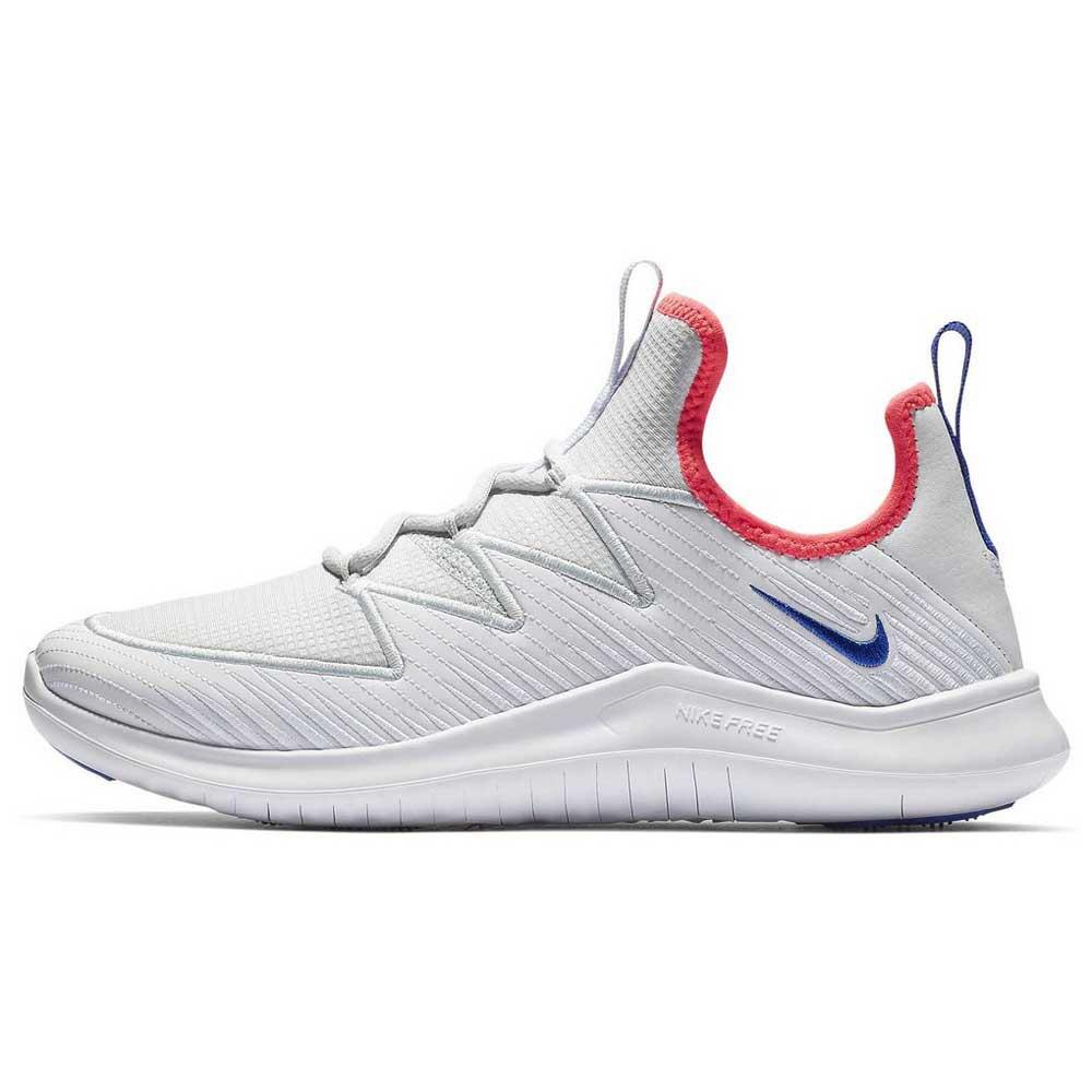 Nike Free Tr Ultra EU 40 White / Racer Blue / Pure Platinum