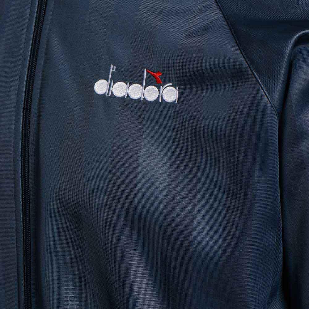 Denim Vestes Offside Track Sportswear Bleu Diadora wA4IOv
