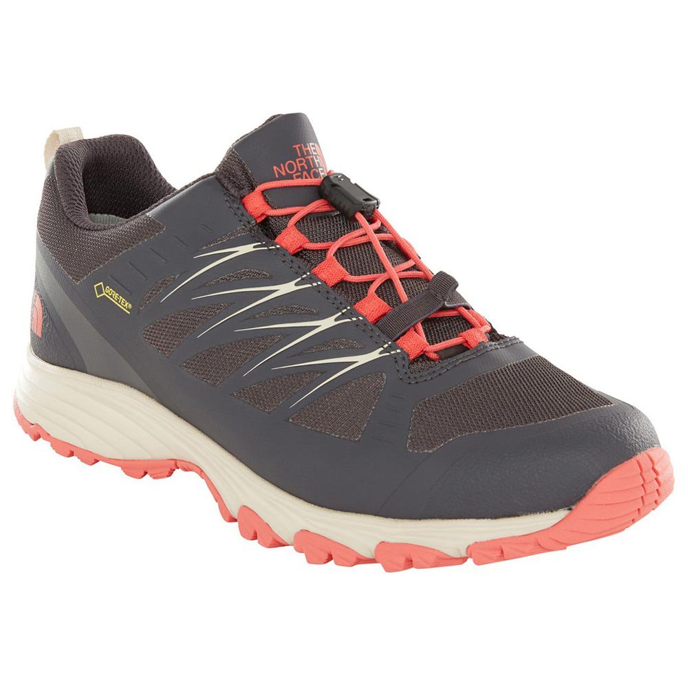 The North Face Venture Fastlace Goretex EU 42 Blackened Pearl / Fiesta Red