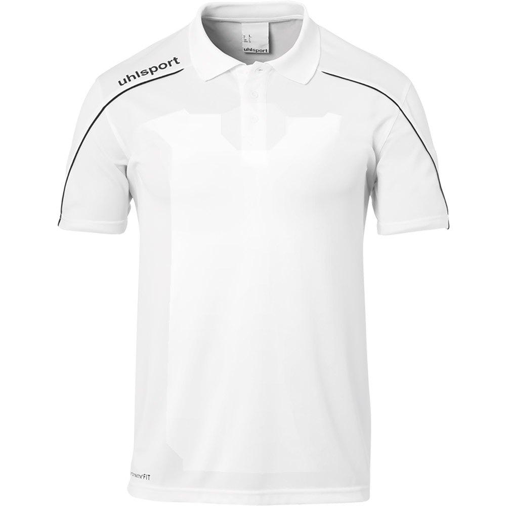 Uhlsport Stream 22 140 cm White / Black