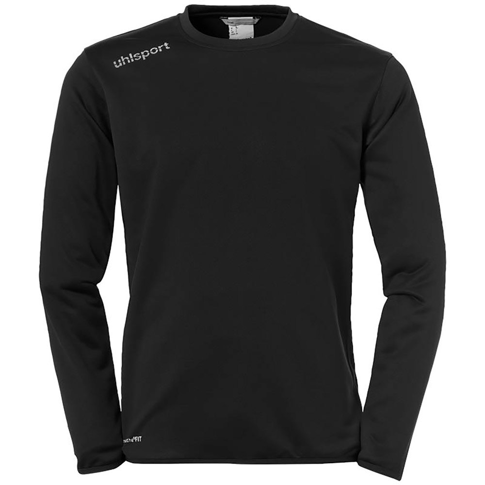 Uhlsport Sweatshirt Essential Training S Black / White