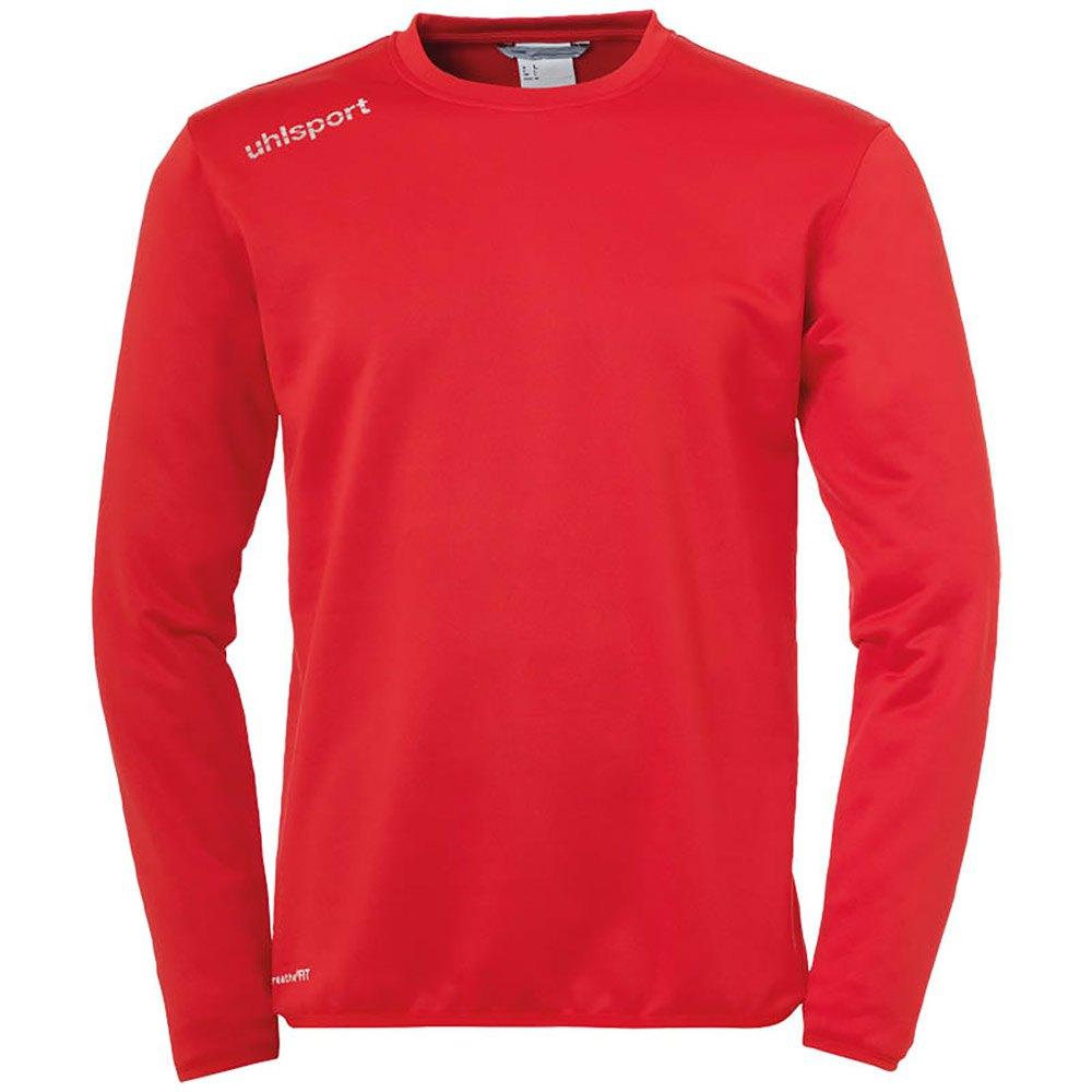 Uhlsport Sweatshirt Essential Training S Red / White