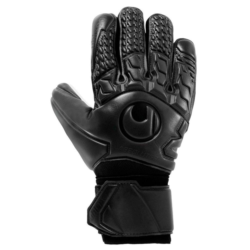 Uhlsport Comfort Absolutgrip Half Negative 7 Black