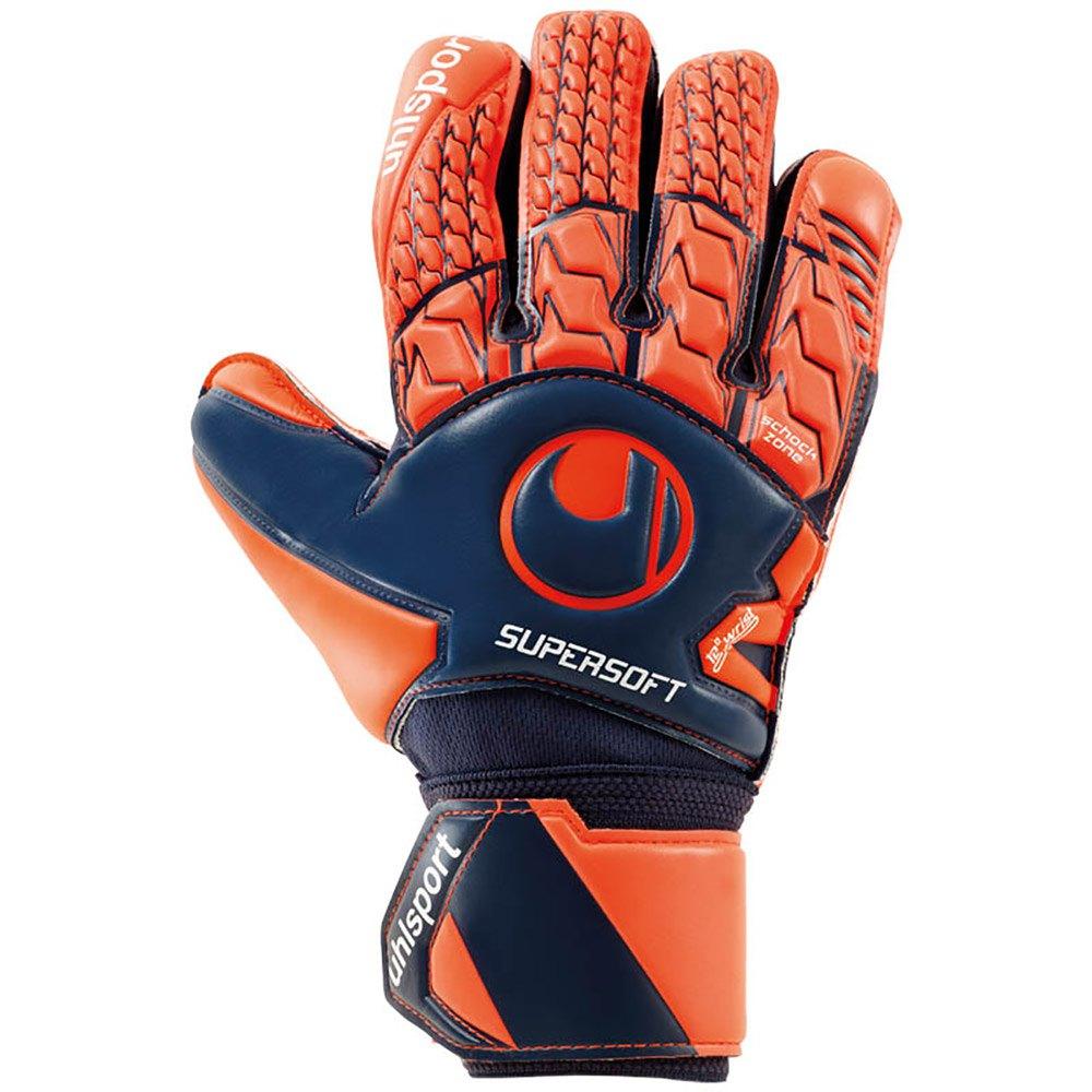 Uhlsport Next Next Next Level Supersoft Multicolor , Guantes portero Uhlsport , fútbol 306252