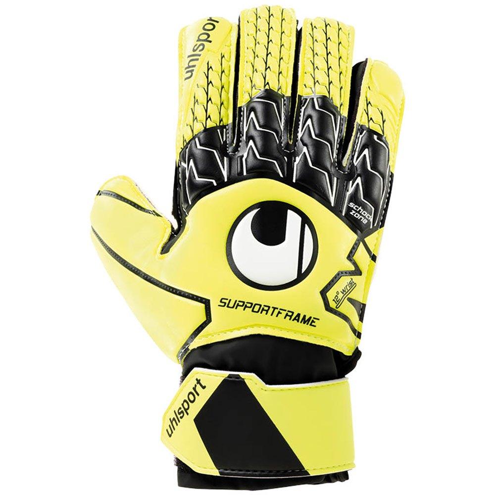 Uhlsport Soft Sf Junior 5 Fluo Yellow / Black / White