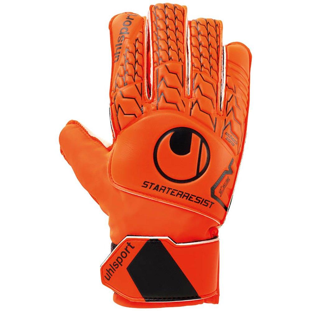 Uhlsport Starter Resist 4 Fluo Orange / Black