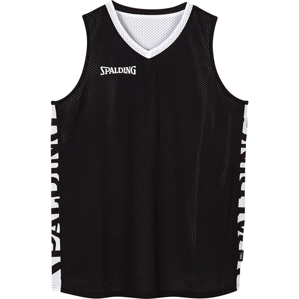 Spalding Essential Reversible 116 cm Black / White