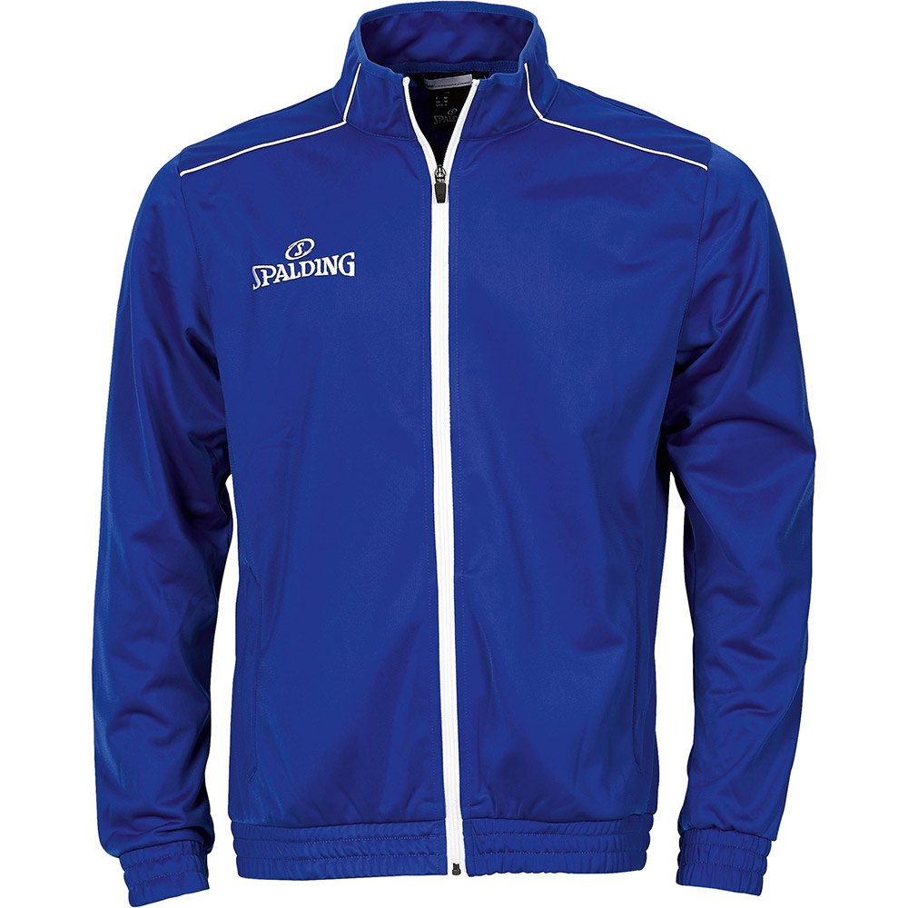 Spalding Team Warm Up S Royal / White