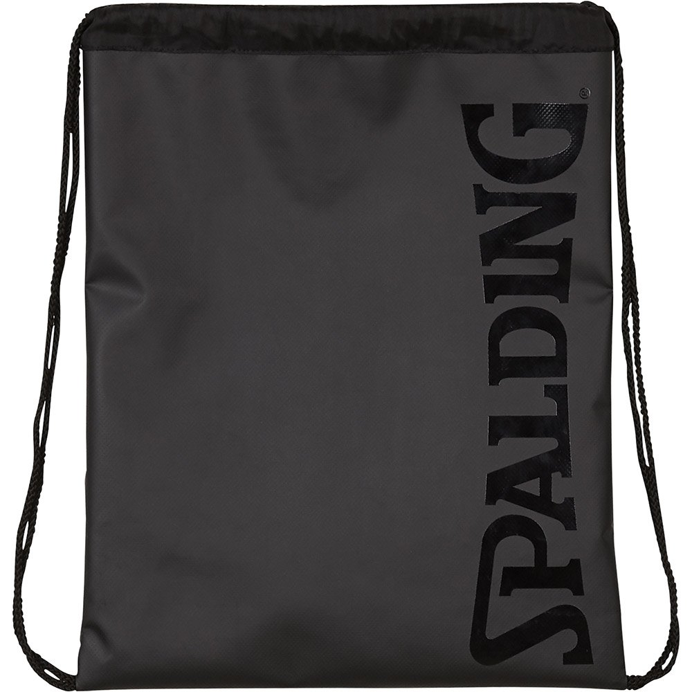Spalding Sac À Cordon Premium Sports One Size Black