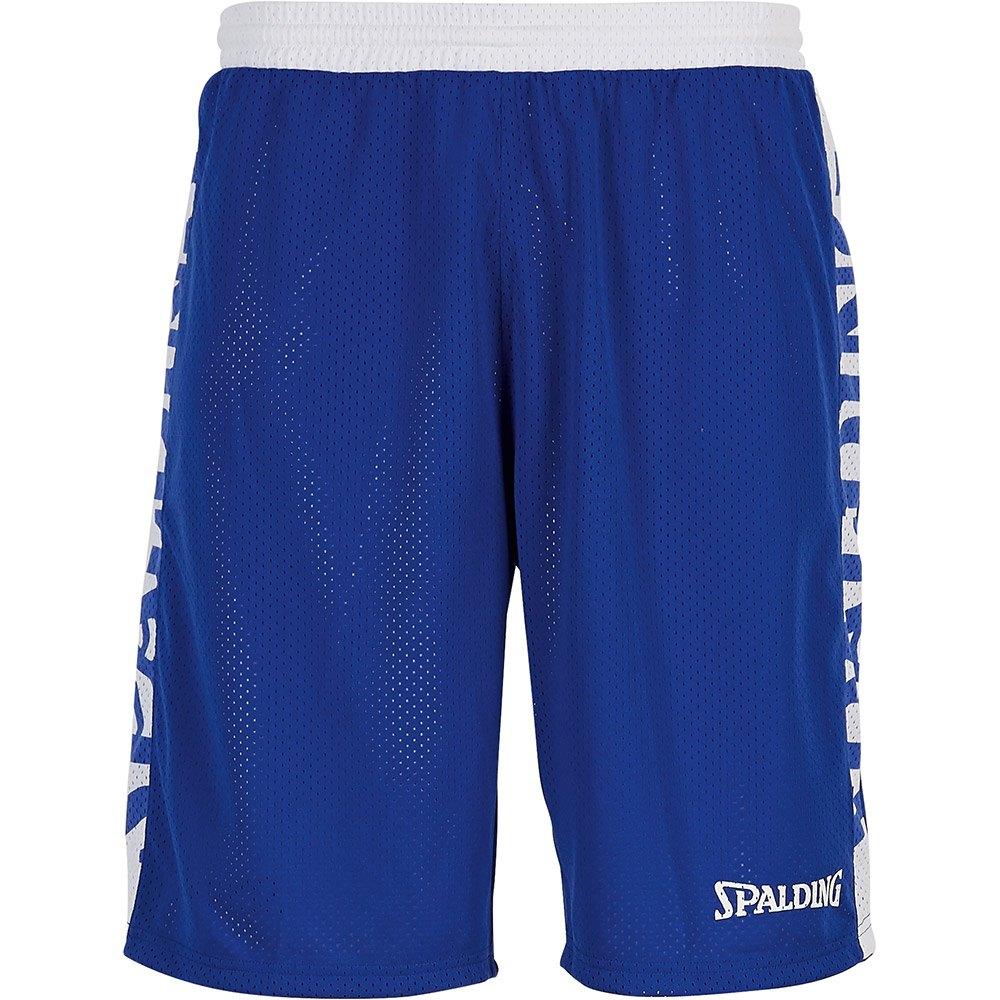 Spalding Short Essential Reversible S Royal / White