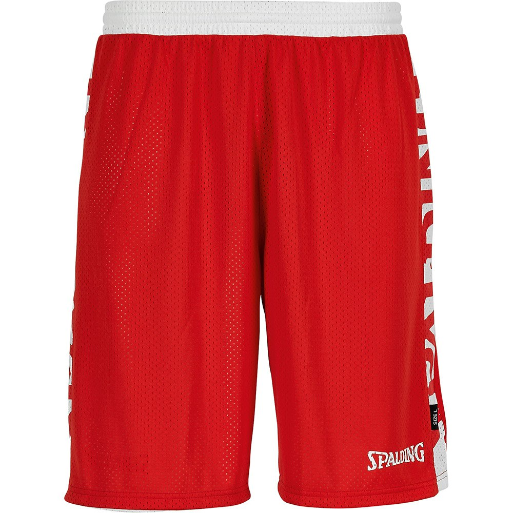 Spalding Short Essential Reversible S Red / White