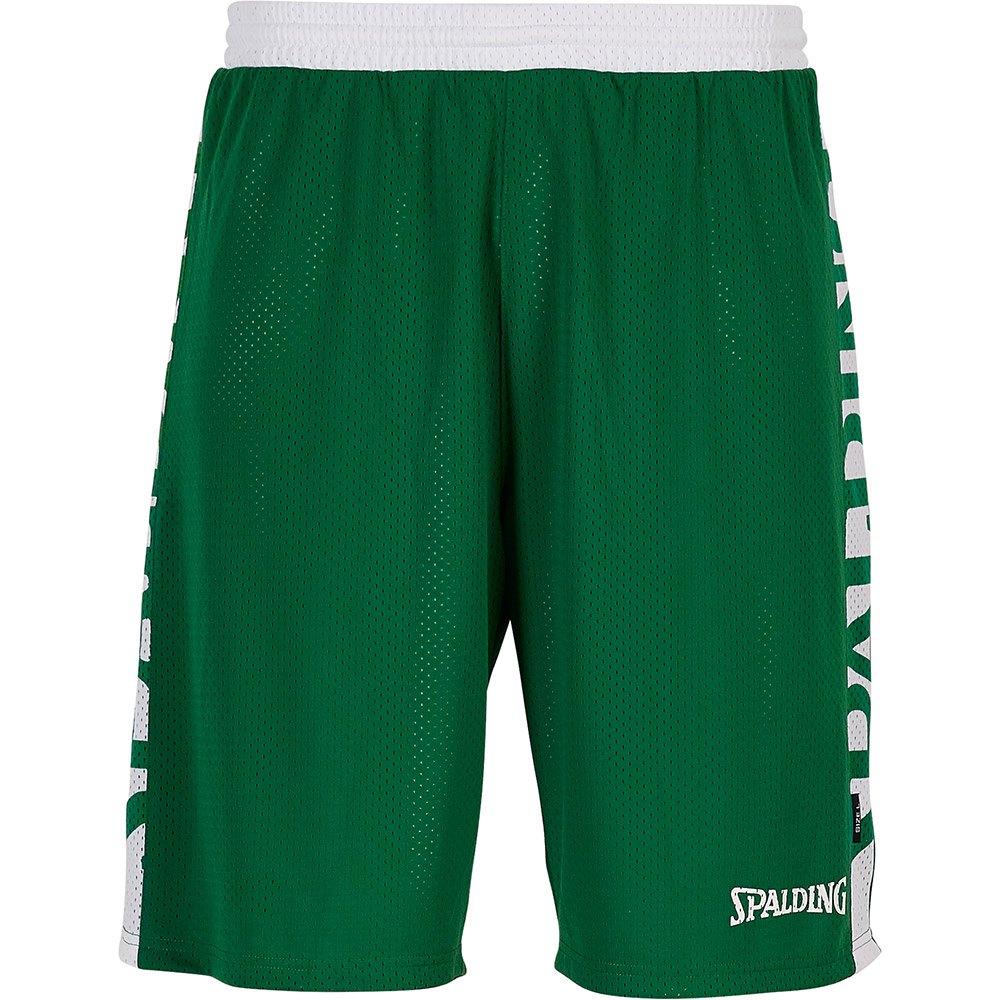 Spalding Short Essential Reversible S Green / White