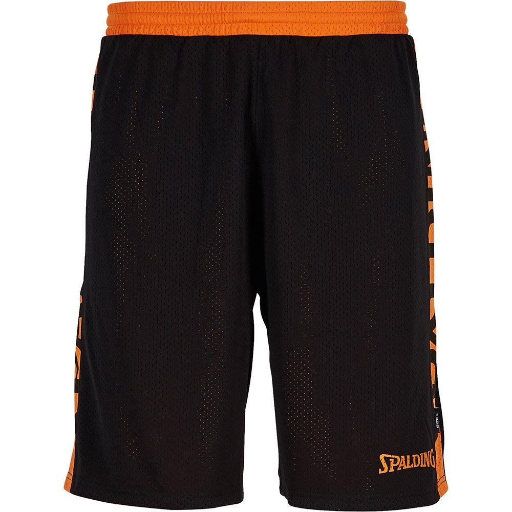 Spalding Short Essential Reversible S Black / Orange