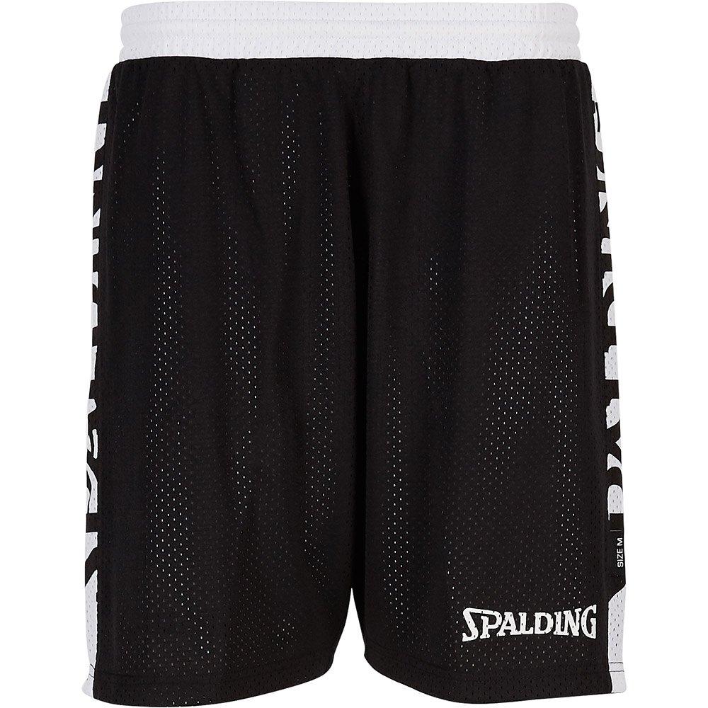 Spalding Short Essential Reversible XS Black / White