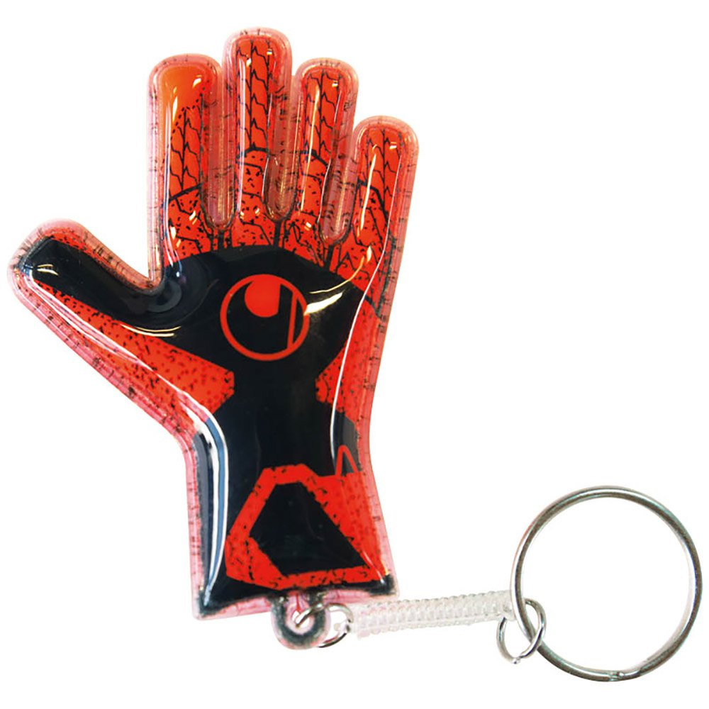 Uhlsport Next Level Mini Glove 25 Units One Size Navy / Fluo Red