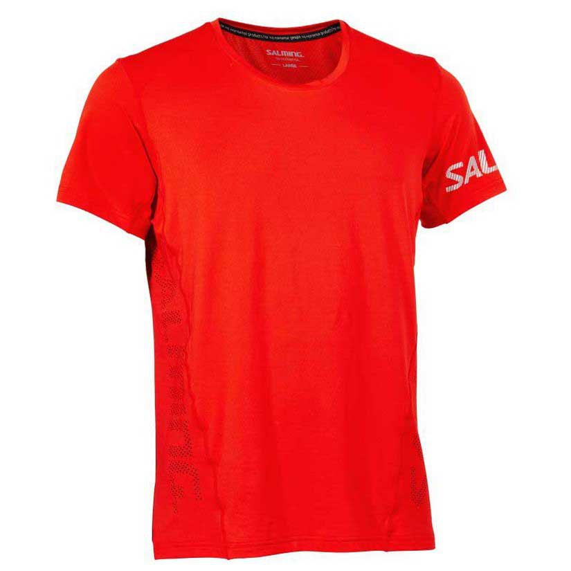 Salming Laser S Fiery Red