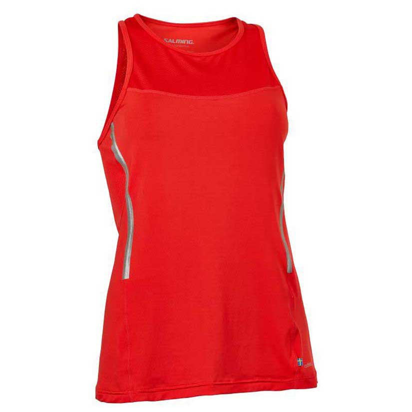Salming Laser XS Poppy Red Melange