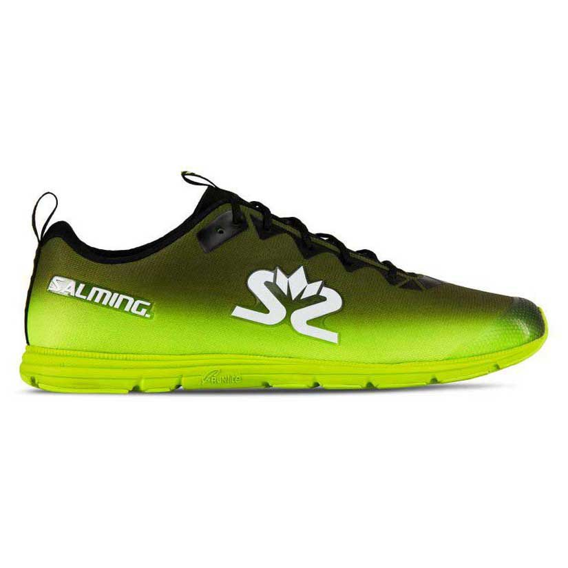 Salming Race 7 EU 40 2/3 Black / Safety Yellow