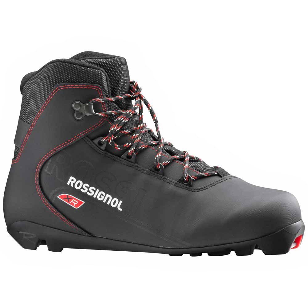 Rossignol X-r Nordic Ski Boots EU 35 Black