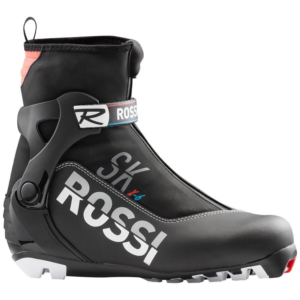Rossignol Chaussure Ski Nordique X-6 Skate EU 41 Black