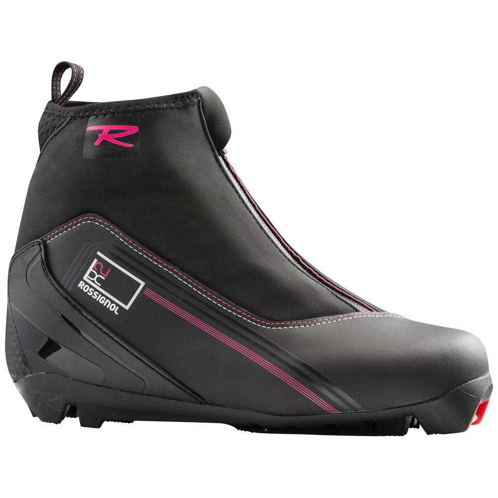 Rossignol X-2 Fw Nordic Ski Boots EU 35 Black