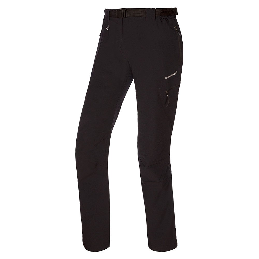 Trangoworld Wifa Dn Pants Regular L Black