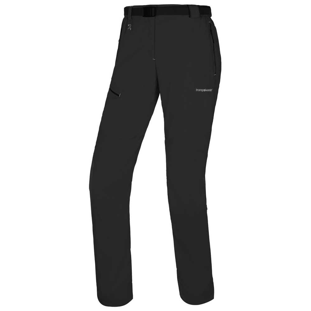 Trangoworld Kramsa Dn Pants Short XL Black
