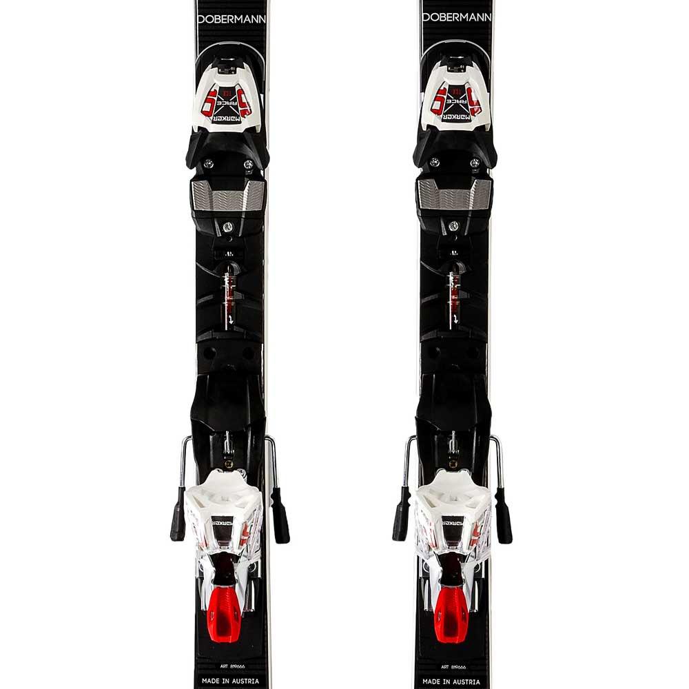 Nordica Dobermann Gs Race Race Race Plate nero   rosso , Sci Nordica , sci , Materiale sci ab87f7