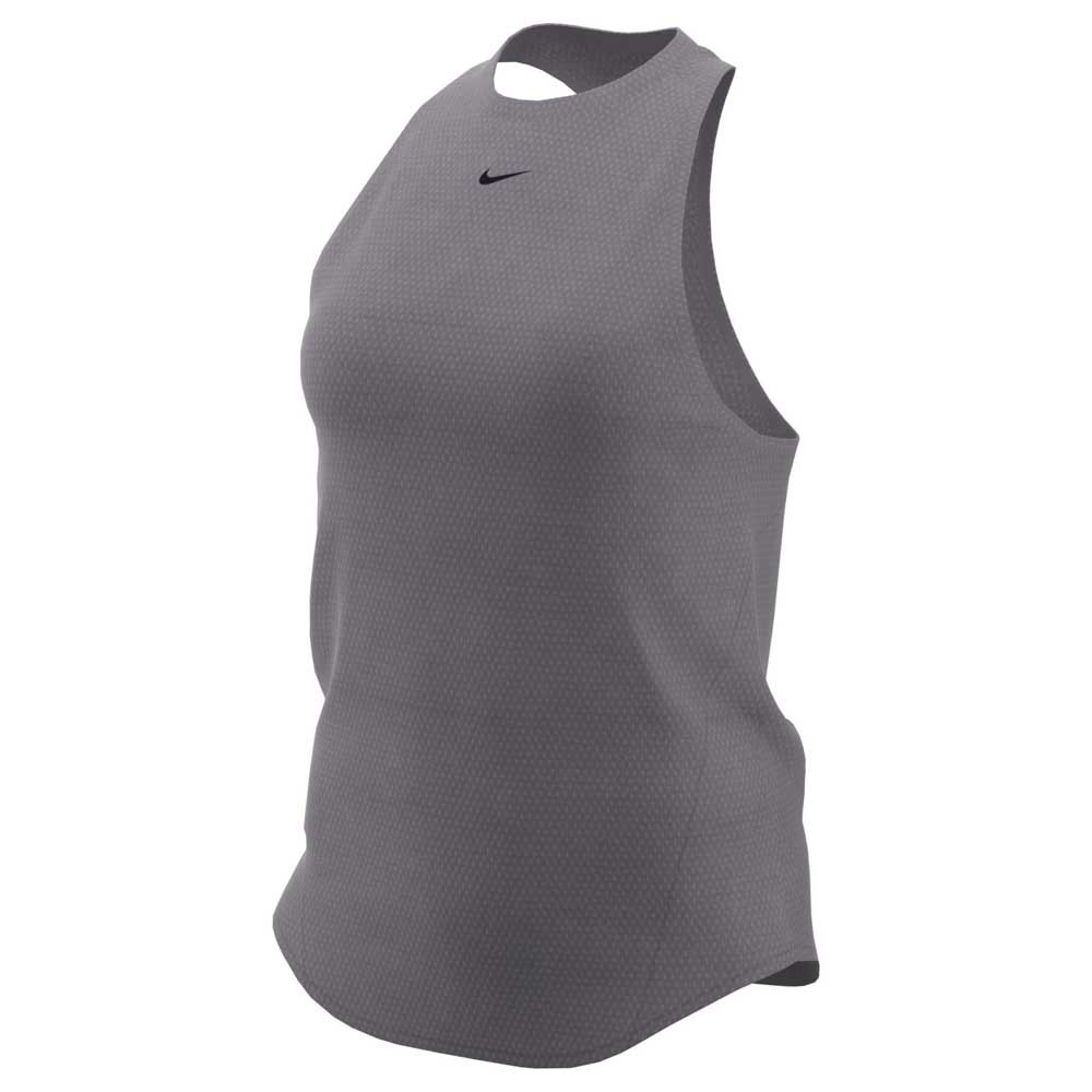 Nike Pro All Over Mesh XS Gunsmoke / Black
