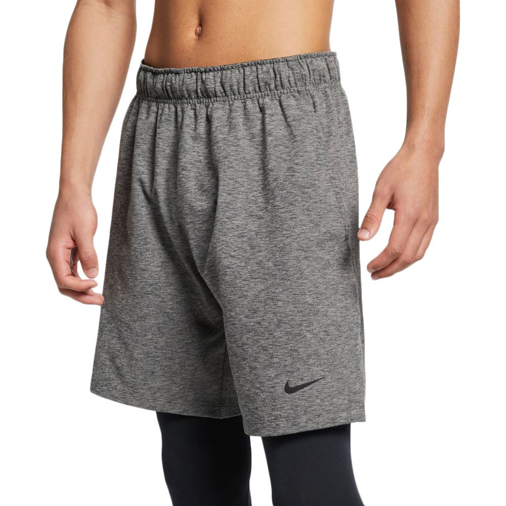 Nike Dri Fit Hyperdry Shorts Regular S Black / Heather / Black