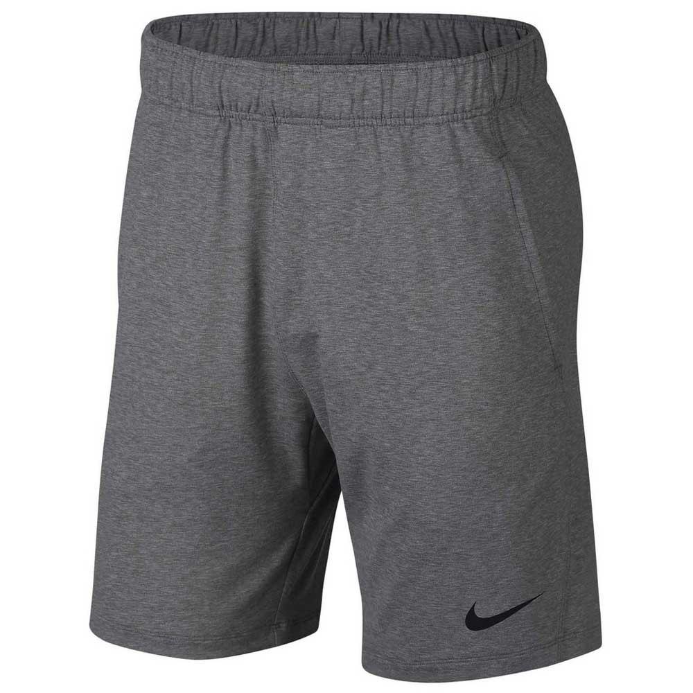 Nike Dri Fit Hyperdry Shorts Regular S Gunsmoke / Heather / Black
