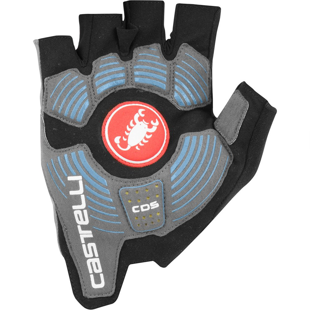Castelli-Rosso-Corsa-Espresso-Grey-T43198-Gloves-Male-Grey-Gloves-Castelli thumbnail 4