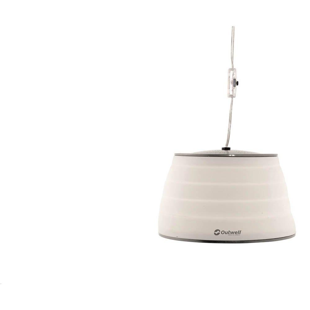 Outwell Sargas Lux 540 Lumens Cream White