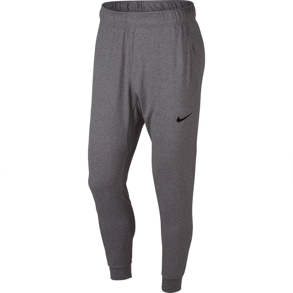 Nike Dri Fit Hyperdry Pants Tall L Gunsmoke / Heather / Black