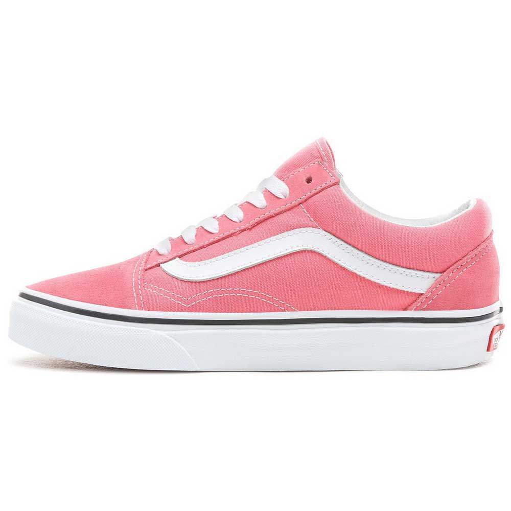 zapatillas vans rosas mujer