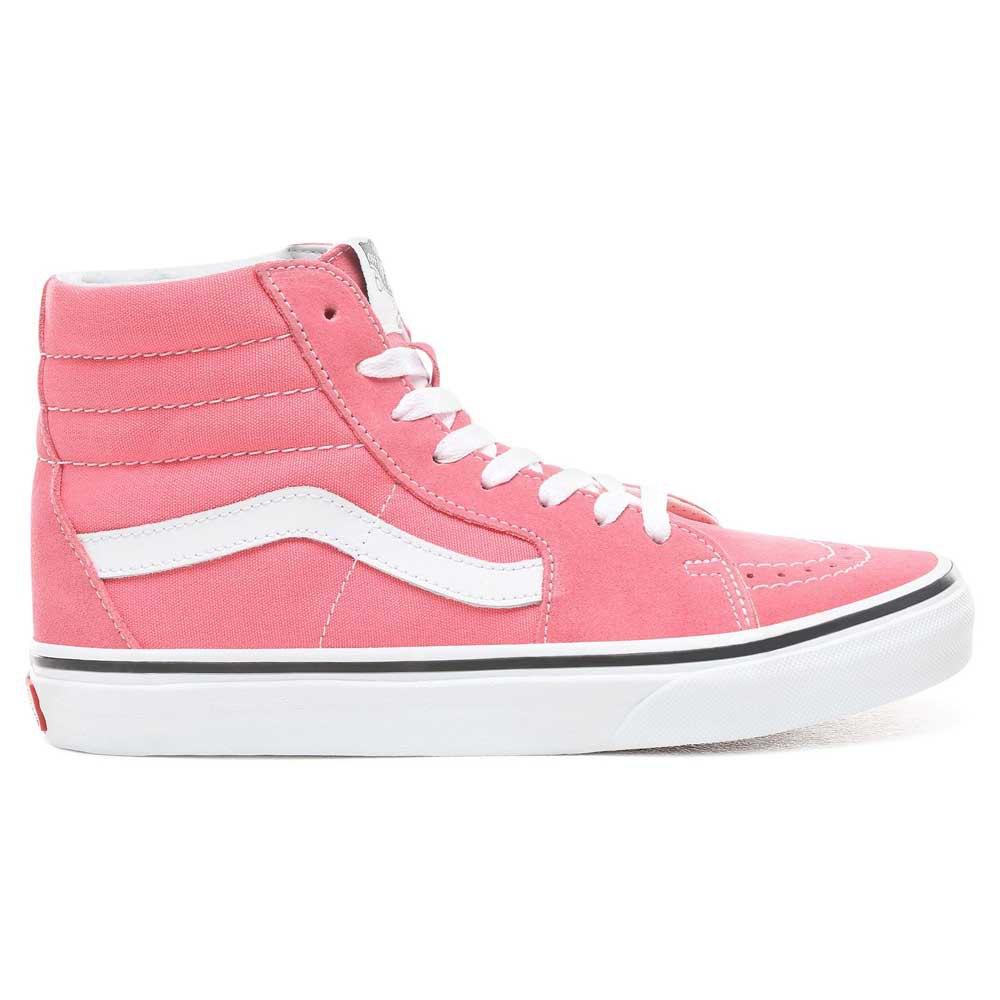 vans mujer rosa zapatillas