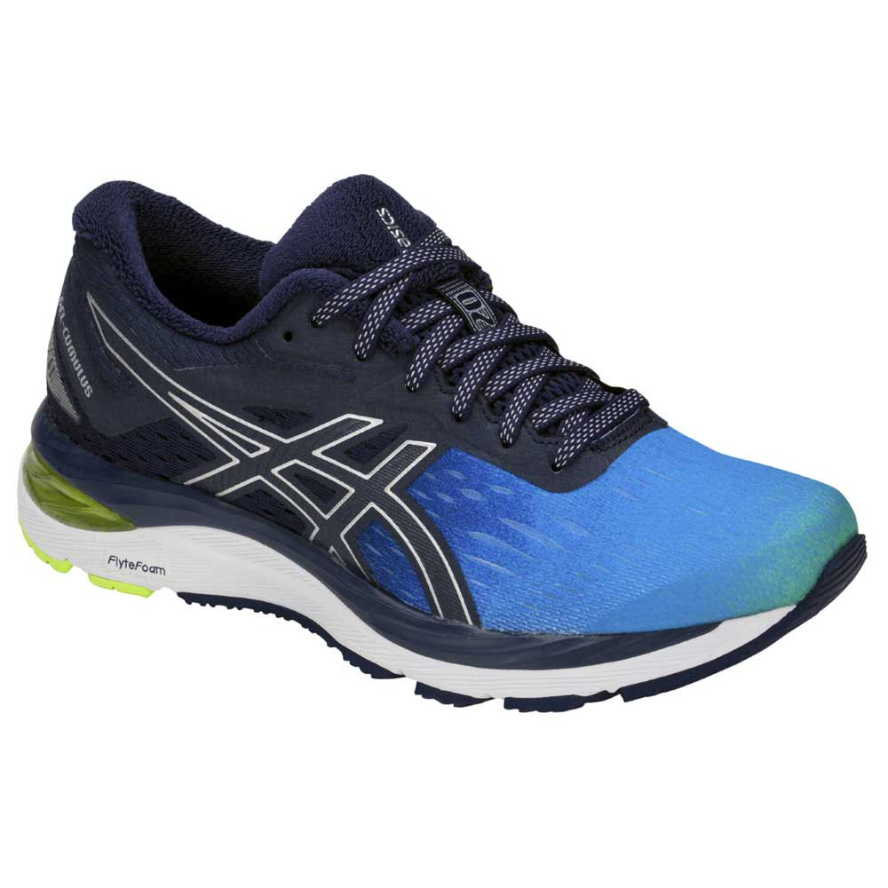 Asics Gel Cumulus 20 Sp EU 44 1/2 Island Blue / Peacoat / Lime
